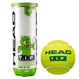 Head 3B TIP Advenced 9-10 Yaş 3lü Tenis Topu