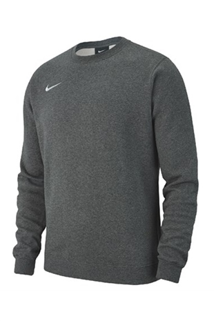 Nike Team Club19 Crew Erkek Sweatshirt AJ1466-071